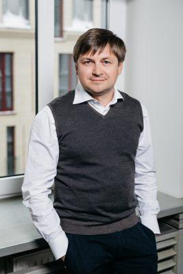 Eduards Lapkovskis, CEO Viainvest