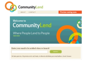 Communitylend preview