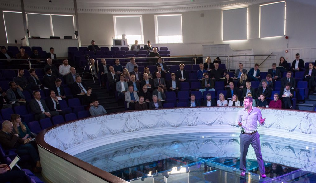 fintechnorth venue in Leeds